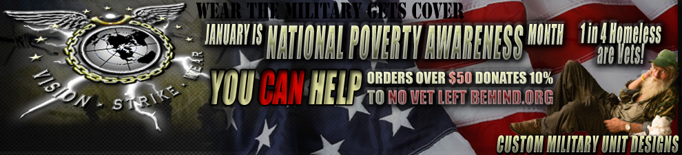 National Poverty Awareness Month