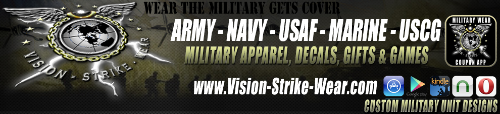 Military T-Shirts and Decals