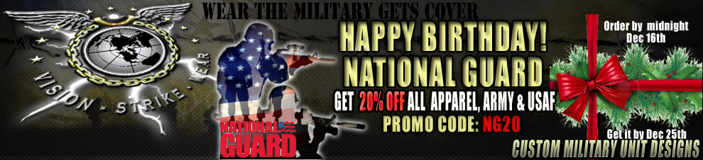 National Guard Birthday